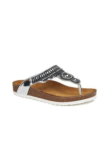 Vicco Spor Sandalet Gümüş